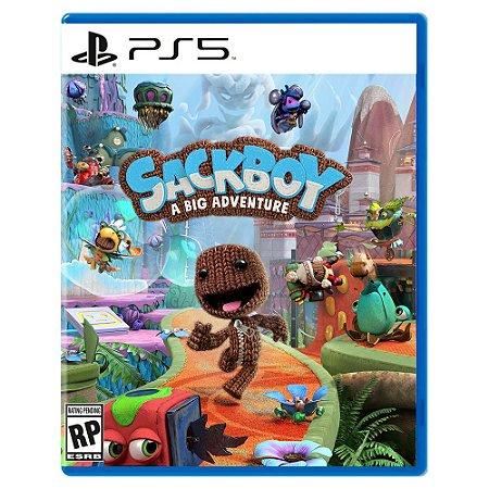 Sackboy: Uma Grande Aventura - PS5