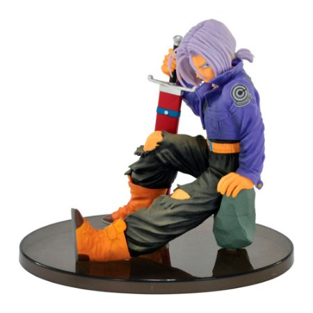 Estátua Dragon Ball Z: Trunks - World Figure Colosseum 2 - Banpresto