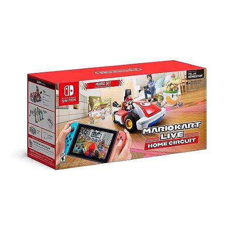 Mario Kart Live Home Circuit - Mario Set - Switch