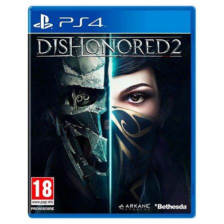 Dishonored 2 (Usado) - PS4