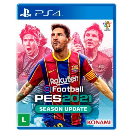 eFootball Pro Evolution Soccer 2021 Season Update (Usado) - PS4