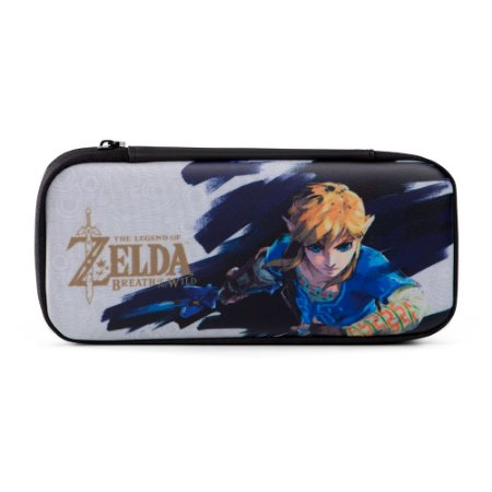 Stealth Case PowerA para Nintendo Switch - Zelda Breath of the Wild (Usado)
