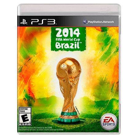 2014 FIFA World Cup Brazil (Usado) - PS3