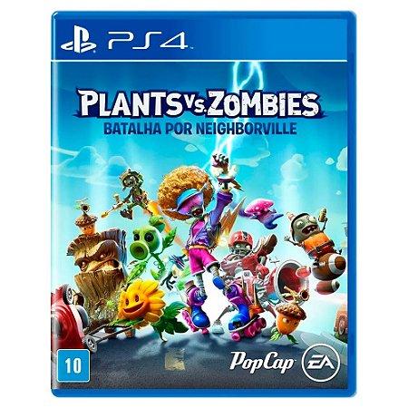Plants vs Zombies: Batalha para Neighborville (Usado) - PS4