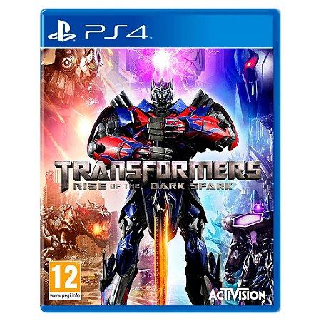 Transformers: Rise of the Dark Spark (Usado) - PS4