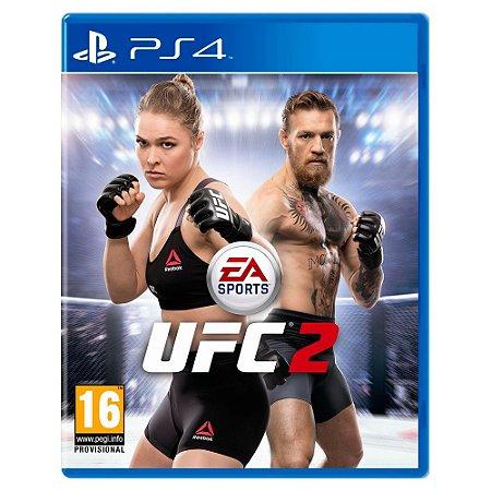 UFC 2 (Usado) - PS4