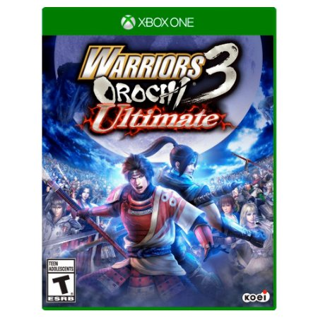 Warriors Orochi 3 Ultimate (Usado) - Xbox One