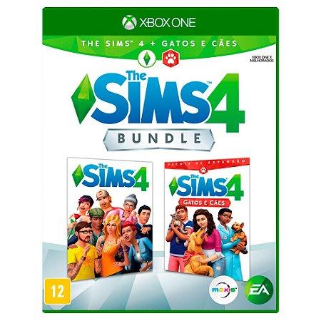 The Sims 4 + Gatos e Cães Bundle  - Xbox One