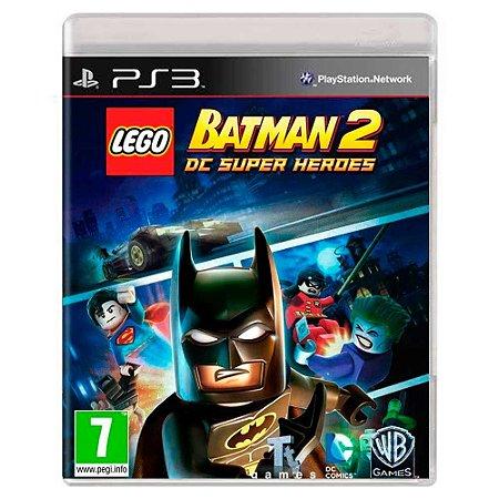Lego Batman 2: DC Super Heroes (Usado) - PS3