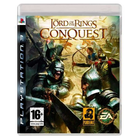 The Lord of the Rings: Conquest (Usado) - PS3