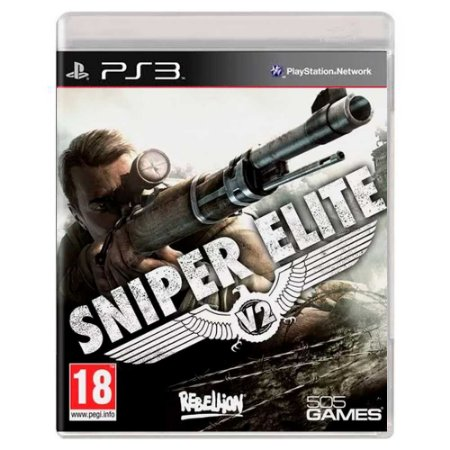 Sniper Elite V2 (Usado) - PS3