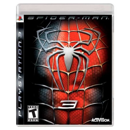 Spider-Man 3 (Usado) - PS3