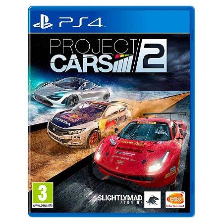 Project Cars 2 (Usado) - PS4