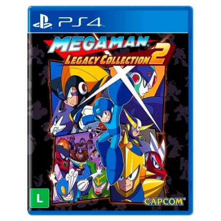 Mega Man Legacy Collection 2 (Usado) - PS4