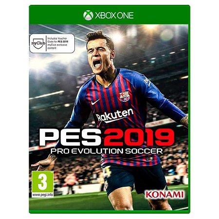 PES 2019 (Usado) - Xbox One