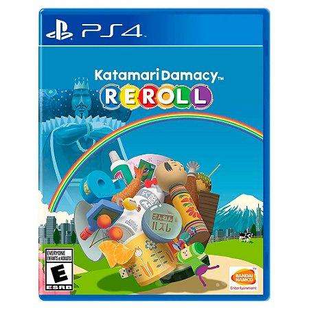 Katamari Damacy REROLL - PS4
