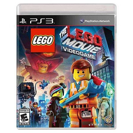 The Lego Movie Videogame (Usado) - PS3