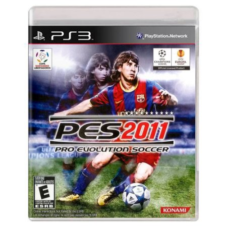 Pro Evolution Soccer 2011 (Usado) - PS3