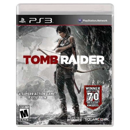 Tomb Raider (Usado) - PS3