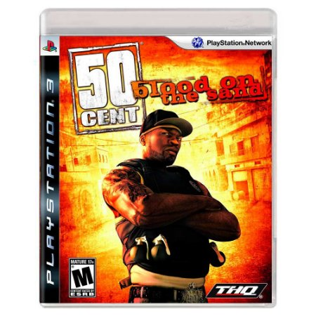 50 Cent: Blood on the Sand (Usado) - PS3