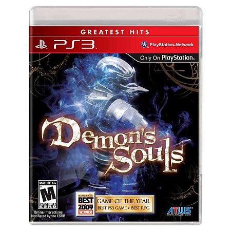 Demon's Souls (Usado) - PS3