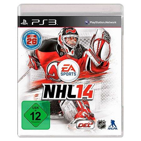 NHL 14 (Usado) - PS3