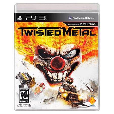 Twisted Metal (Usado) - PS3