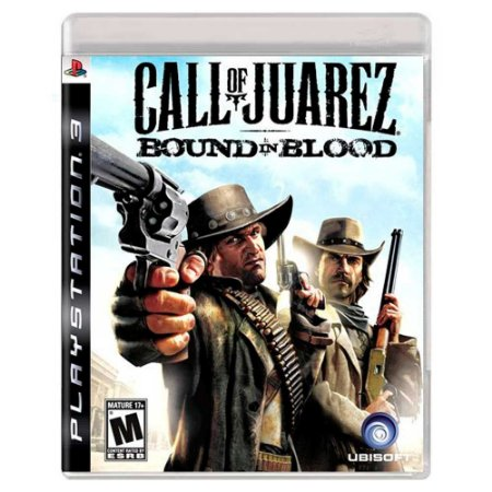 Call of Juarez: Bound in Blood (Usado) - PS3