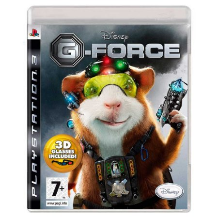 G-Force (Usado) - PS3