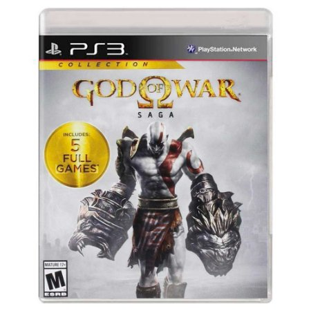 God of War: Saga (Usado) - PS3