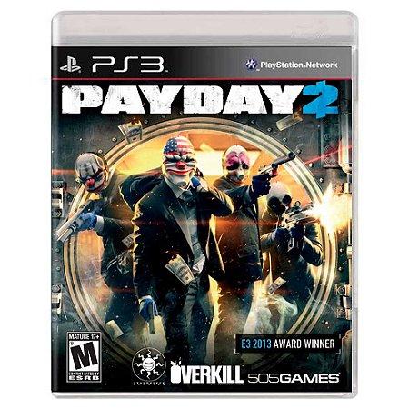 Payday 2 (Usado) - PS3