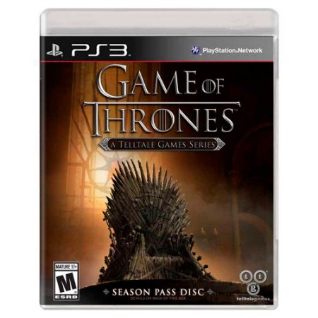 Game of Thrones (Usado) - PS3