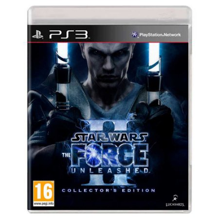 Star Wars: The Force Unleashed II (Usado) - PS3