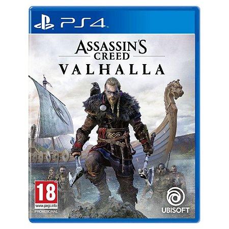 Assassin's Creed: Valhalla (Usado) - PS4