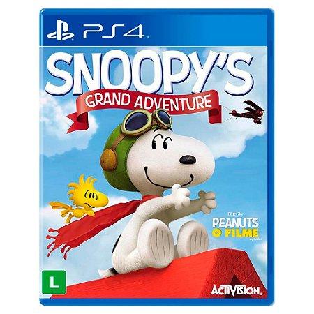 The Peanuts Movie: Snoopy's Grand Adventure (Usado) - PS4