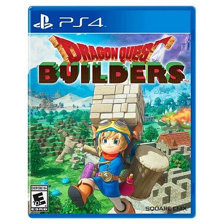 Dragon Quest Builders (Usado) - PS4