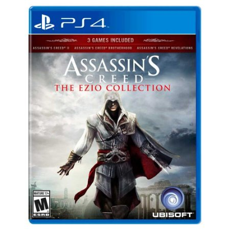 Assassin's Creed The Ezio Collection (Usado) - PS4