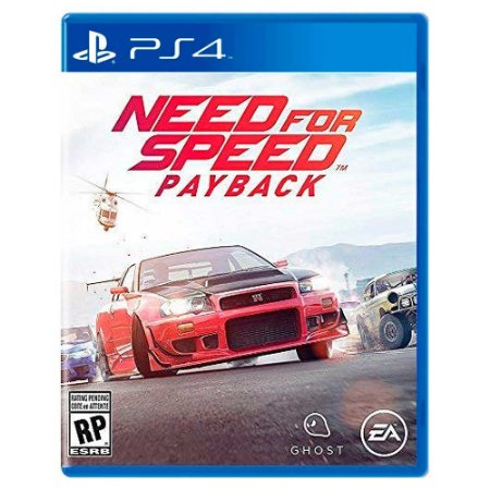 Need for Speed: Payback (Usado) - PS4