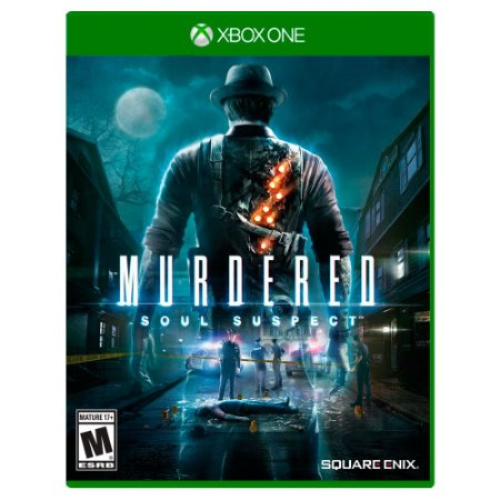 Murdered: Soul Suspect (Usado) - Xbox One