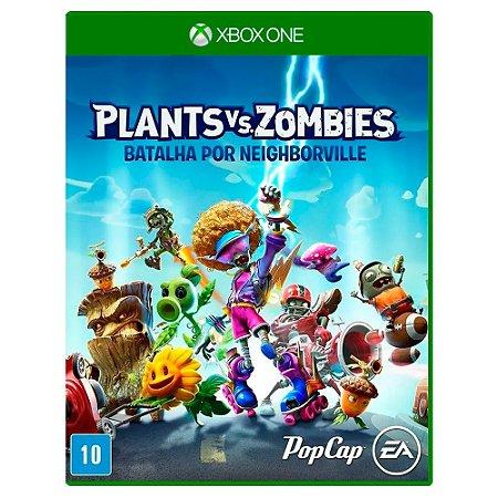 Plants vs Zombies: Batalha por Neighborville (Usado) - Xbox One