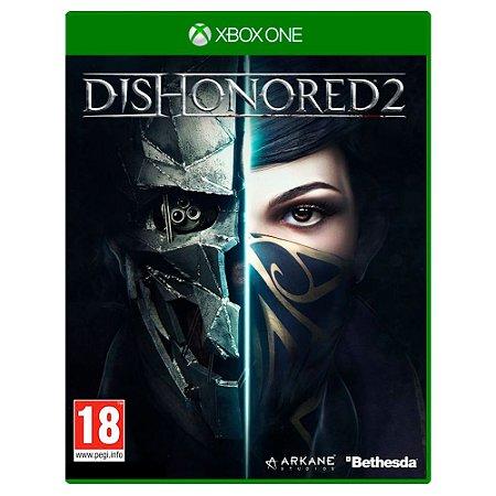 Dishonored 2 (Usado) - Xbox One