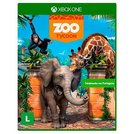 Zoo Tycoon (Usado) - Xbox One