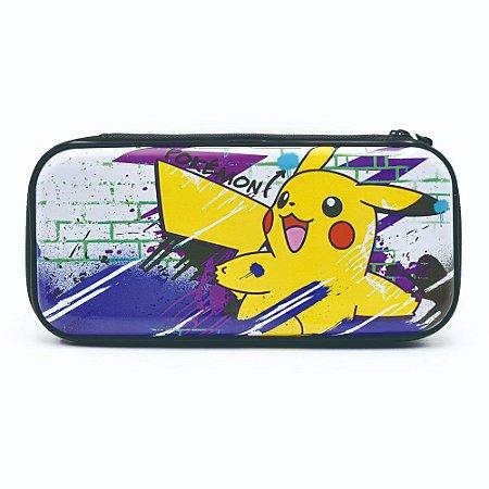 Vault Case HORI para Nintendo Switch - Pikachu