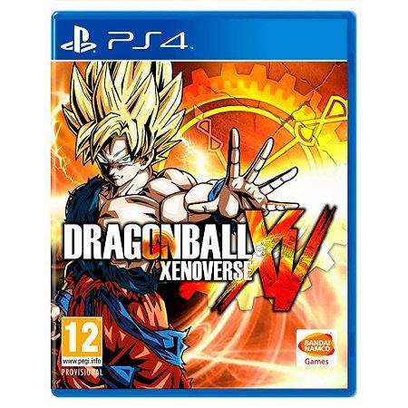 Dragon Ball Xenoverse (Usado) - PS4