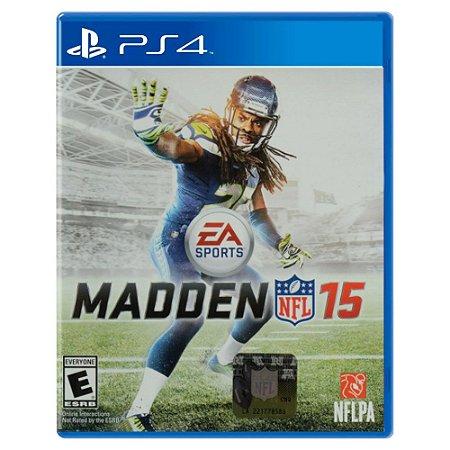 Madden NFL 15 (Usado) - PS4