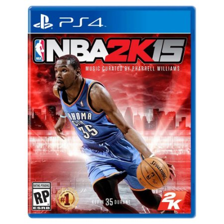 NBA 2K15 (Usado) - PS4