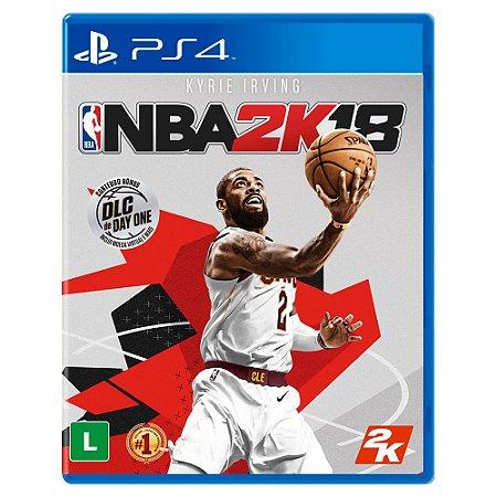 NBA 2K18 (Usado) - PS4