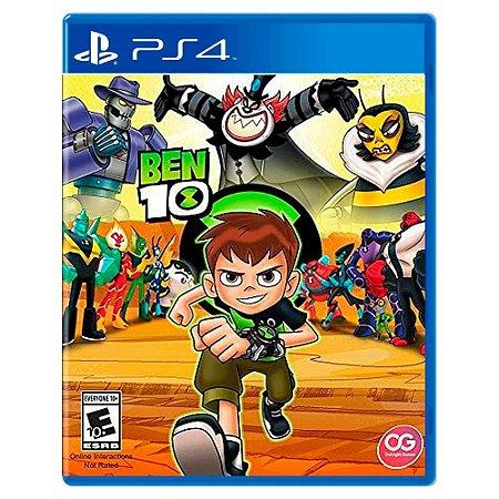 Ben 10 (Usado) - PS4