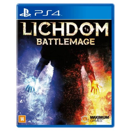 Lichdom Battlemage (Usado) - PS4