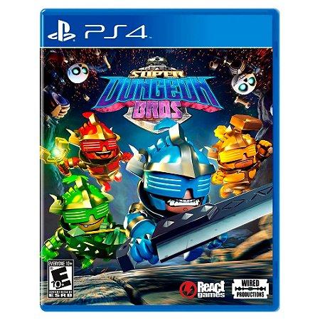 Super Dungeon Bros (Usado) - PS4